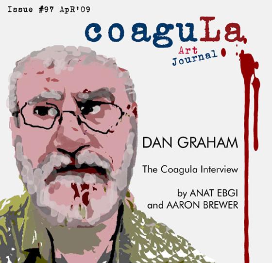 Coagula Art Journal Issue 97