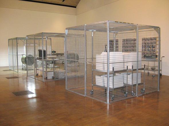 John Newling, 'The Noah Laboratory', 2009