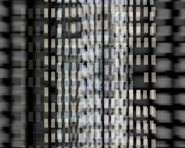 "Katarina Löfström ""Crying Skyscrapers"", 2009"