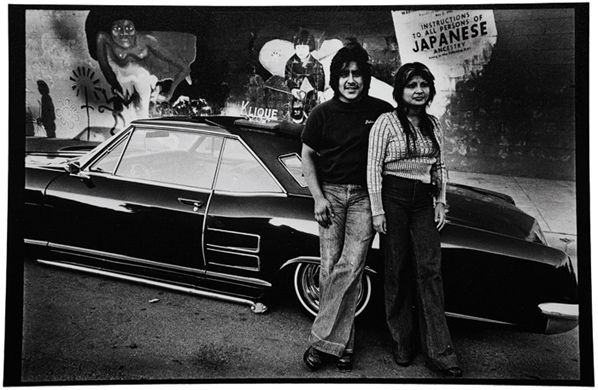 Gusmano Cesaretti, from the East Los Angeles Series, 1974